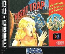 Photo de la boite de Night Trap